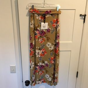 Agnes & Dora Gold Organic Girl Maxi Skirt